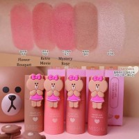 Missha Velvet Like Color Stick Line Friends Edition