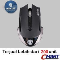 Rexus RX-108 Xierra Professional Wireless Gaming Mouse - REX-RX-108