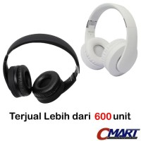 Wireless Headset Gaming Rexus M1 Bluetooth Headphone+microSD+FM Radio