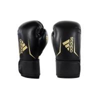 Adidas Speed 100 Boxing Glove NEW -Black&Gold- ADISBG100
