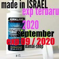 KIRKLAND MINOXIDIL + PIPET ORI