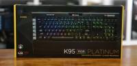 Corsair K95 RGB PLATINUM Speed Garansi Resmi DTG