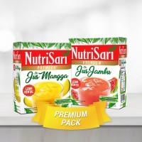 NutriSari Premium Pack: Jambu & Mangga