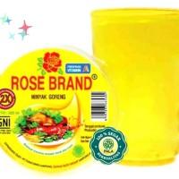minyak goreng rose brand 220 ml