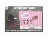 Souvenir Activity Book - LOL Surprise