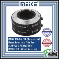 Hot Sale Meike Macro Extention Tube For Olymp/Panas Micro 4/3 (Metal