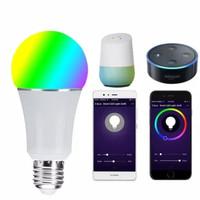 Smart Light Bulb WiFi RGB 7W - Alexa & Google Home ok - xiaomi killer