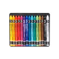 Crayon Carandache Neo color 2 (15 warna)