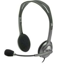 Logitech Notebook Headset H 111