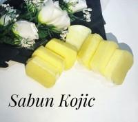 Sabun Kojic Whitening Pemutih Badan / Campur Rapid Lotion Siang Malam