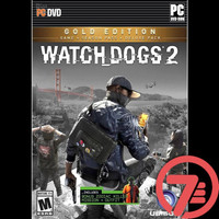 Watch Dogs 2 v1.17 & All DLC & Bonus Content - Gold Edition - game PC