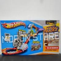 Hot wheels Hotwheels Wall Track Mid Air Madness Motorized Mattel