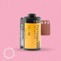 Roll Film Kodak Pro Image 100