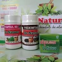 Obat Herbal DeNature Gatal Exim Eksim Kadas Kudis Panu