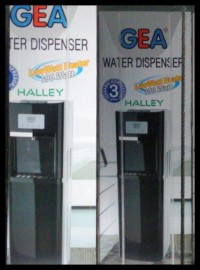 TERPERCAYA GEA WATER DISPENSER HALLEY BEST SELLER