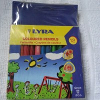 lyra pensil warna