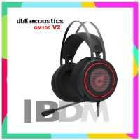 RD dbE Acoustics GM100 Gaming Headphone