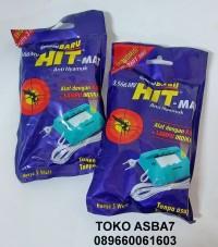 HIT Mat Set Paket Ekonomis Floral Anti Nyamuk Dan Kecoa