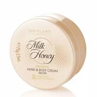 Body Cream Milk& Honey Mini