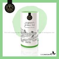 East Java & Co - GREEN TEA Organic 40gr Loose Leaf Teh Hijau Organik