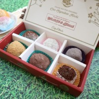 Kue Mochi Enak ( Box Isi 6 ) - Classical Mochi