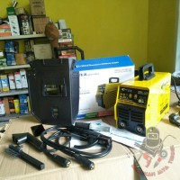 Mesin travo las listrik inverter 450 watt 120 A (with stabilizer) Benz