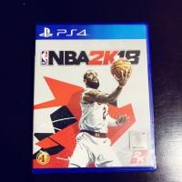 SONY PS4 Game - NBA 2K18 Reguler Edition