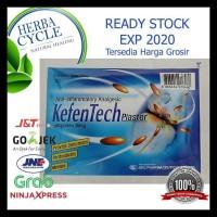 Kefentech Koyo / Plester Penghilang Rasa Sakit, Bengkak, Nyeri Sendi
