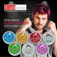 CULTUSIA POMADE Warna Hair Color Styling Gel 80ml
