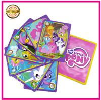 Best Seller Kartu My Little Pony Mainan Trading Card Game Termurah