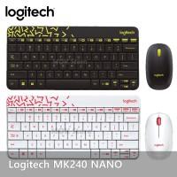 Keyboard Mouse Combo Logitech MK240