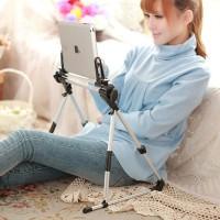 Lazypod Flexible Foldable Tablet PC Smartphone Stand - 201 Baru