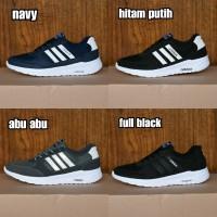 Sepatu Sport Adidas Neo Questar Sneakers Running Olahraga Casual Pria