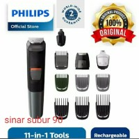 Philips MG-5730 multigroom series 5000 11-in 1 for face hair body