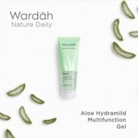 Wardah Aloe Vera Hydramild Multifunction Gel 100ml