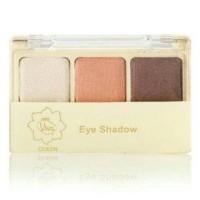 Viva Eye Shadow Set 3 Warna Queen Eyeshadow