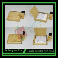Hot List Kotak Rokok Bahan Kayu Plus Kotak Criket Handmade Top Seller
