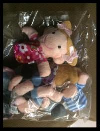 Termurah Boneka Jari 3D Seri Keluarga (Family Finger Puppets) Hotpromo