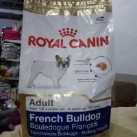Royal Canin French bulldog adult 3kg - dog food