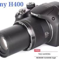 Kamera DSC-Sony H400/Camera SemiPro/Prosummer, 63x Optical Zoom,20.1MP