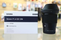 Sigma 16mm f1.4 DC DN Sony E Mount
