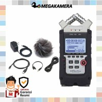 Zoom H4n Pro 4-Channel Handy Recorder With Acc Aph4n Pro