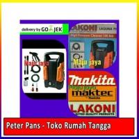 "Jet cleaner Mesin steam - Mobil - Motor ""LAKONI""Laguna 70 h & l kyodo"