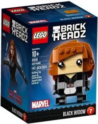 LEGO BRICKHEADZ 41591 - Black Widow