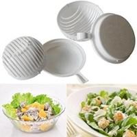 Salad Cutter Bowl Pemotong Buah aksesoris rumah tangga