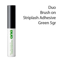 DU003 - DUO BRUSH ON STRIPLASH ADHESIVE FAKE EYELASH GLUE 5gr (Clear)