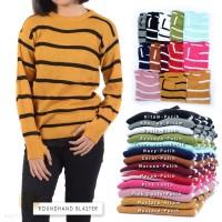 Roundhand blaster | roundhand sweater | sweater roundhand | rajutan