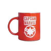[Tokopedia | Captain Marvel] Mug Ceramic Captain Marvel - Design 2
