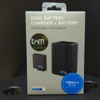 gopro dual charger original