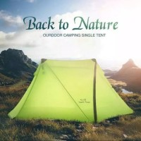 TENDA Ultalight Trackman original NOT TENT EIGER CONSINA